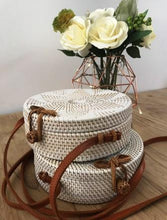 Load image into Gallery viewer, Rattan Bag - Pure Star