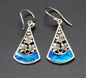 Earrings - A Touch of Blue
