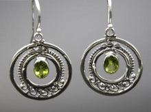 Load image into Gallery viewer, Earrings - Peridot