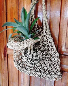 String Bag - Eco Shopping Bag - Mandala