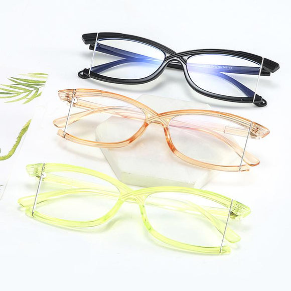 DF Personalized Anti-blue Light Flat Glasses