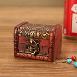 GSF Egyptian-style Antique Jewelry Box
