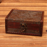 GSF Creative Wooden Vintage Jewelry Box