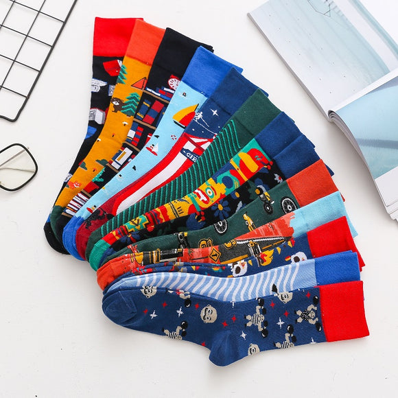 Interesting Series 3 Unisex Socks