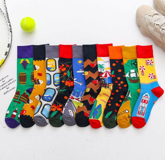 Interesting Series 2 Unisex Socks