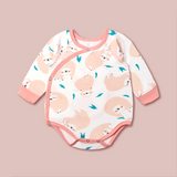 Autumn Baby Cotton Printed Cartoon Long Sleeve Clothing