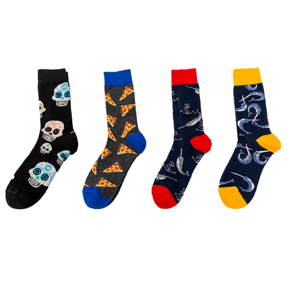 JSSK Fashion Personality Socks