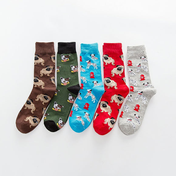 Animal Dog Series Socks