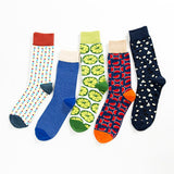 Creative Pattern Series 4 Unisex Socks