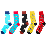 Farm Animal Series Socks
