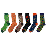 Animals and Plants Socks