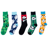 Panda Animal Series Socks