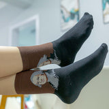 Oil Painting Series Unisex Socks