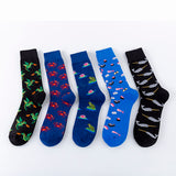 Cartoon Animals Unisex Socks