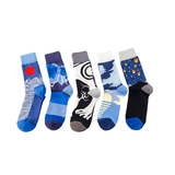 JSSK Beautiful Scenery Socks