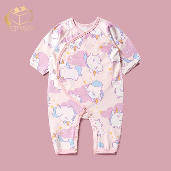 Baby Unicorn Stretch Jumpsuit