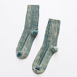 JSD Retro Scrub Old Cowboy Man Socks