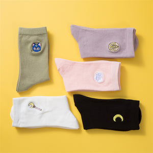OFP Sailor Moon Elements Lady Socks