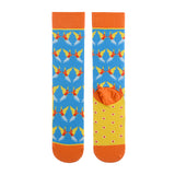 Flying Bird Tube Lady Socks