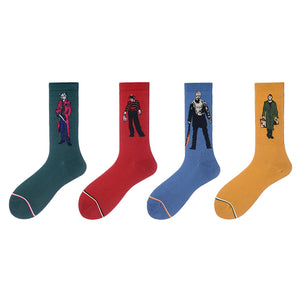 Group of Professional Male Man Socks