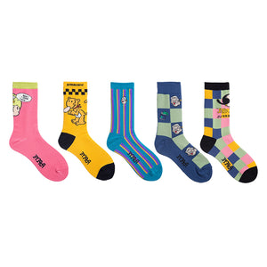 OFP Popeye Elements Lady Socks