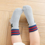P Five-pointed Star Children Socks