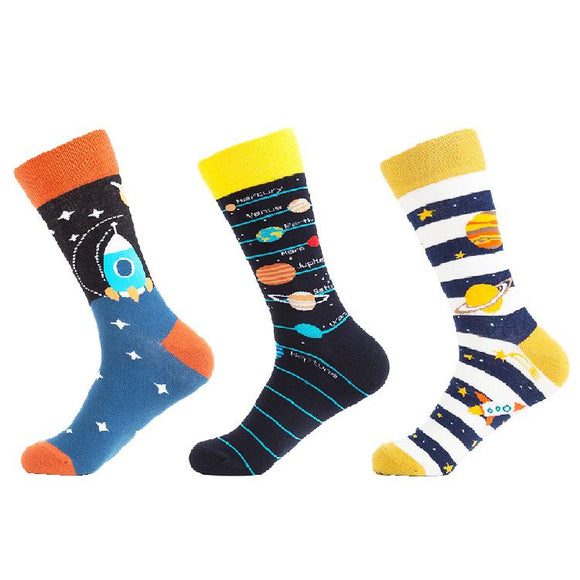 Interstellar Travel Socks