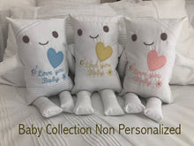 Load image into Gallery viewer, (G) JJ Pillowdoll Baby Collection (Generic)