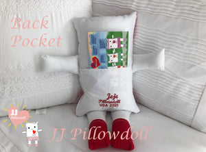 "(B) JJ Pillowdoll ""Happy Birthday"""