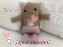 "Load image into Gallery viewer, (E) JJ Pillowdoll ""Easter Collection"""
