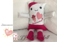 "Load image into Gallery viewer, (Q) JJ Pillowdoll ""Quinceanera"""