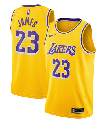 NBA : Lakers jaune