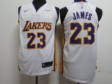 NBA : Lakers blanc