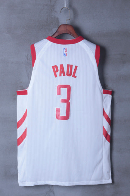 NBA : Houston Rockets blanc