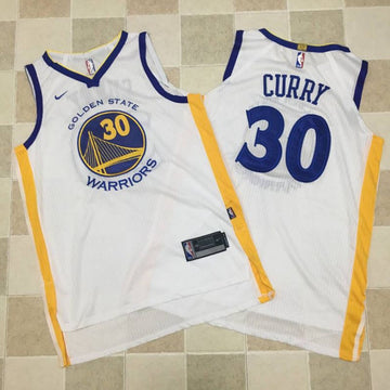 NBA : Golden State Warriors blanc