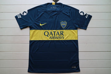 Boca Junior domicile - 2018/19