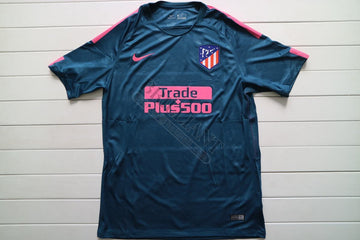 Atletico Madrid third - 2017/18