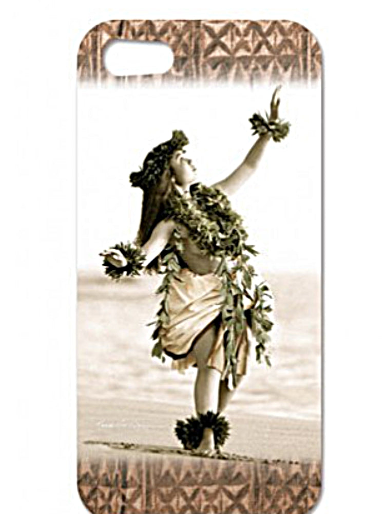 Hawaiian iPhone 4/4S Case Cell Phone Hula Excellence