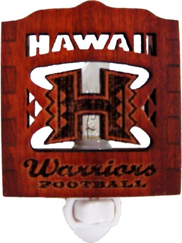 UNIVERSITY OF HAWAII WARRIORS NIGHT LIGHT