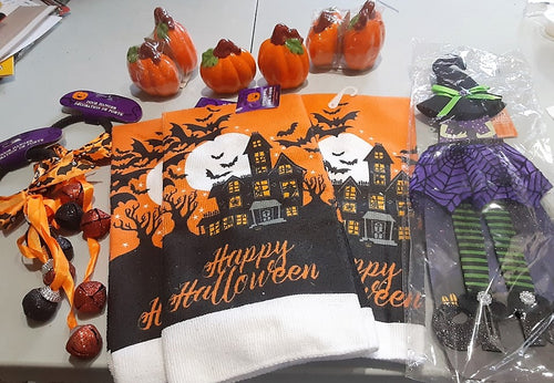 Halloween Home Decor Group