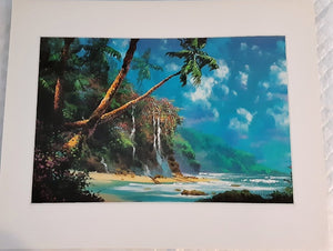 Big Kahuna Collectibles Extra Large Greeting Card / Art Print