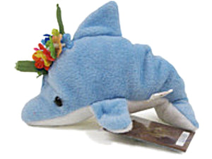 Happy as a Dolphin A Child's Celebration of Hawaii Book & Stuffed Hawaiian Dolphin Toy Gift Set