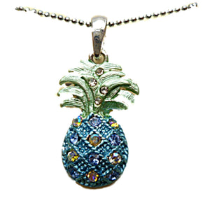"HAWAIIAN PINEAPPLE 18"" NECKLACE"