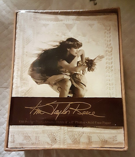 KIM TAYLOR REECE KU'ULEI HULA PHOTO ALBUM