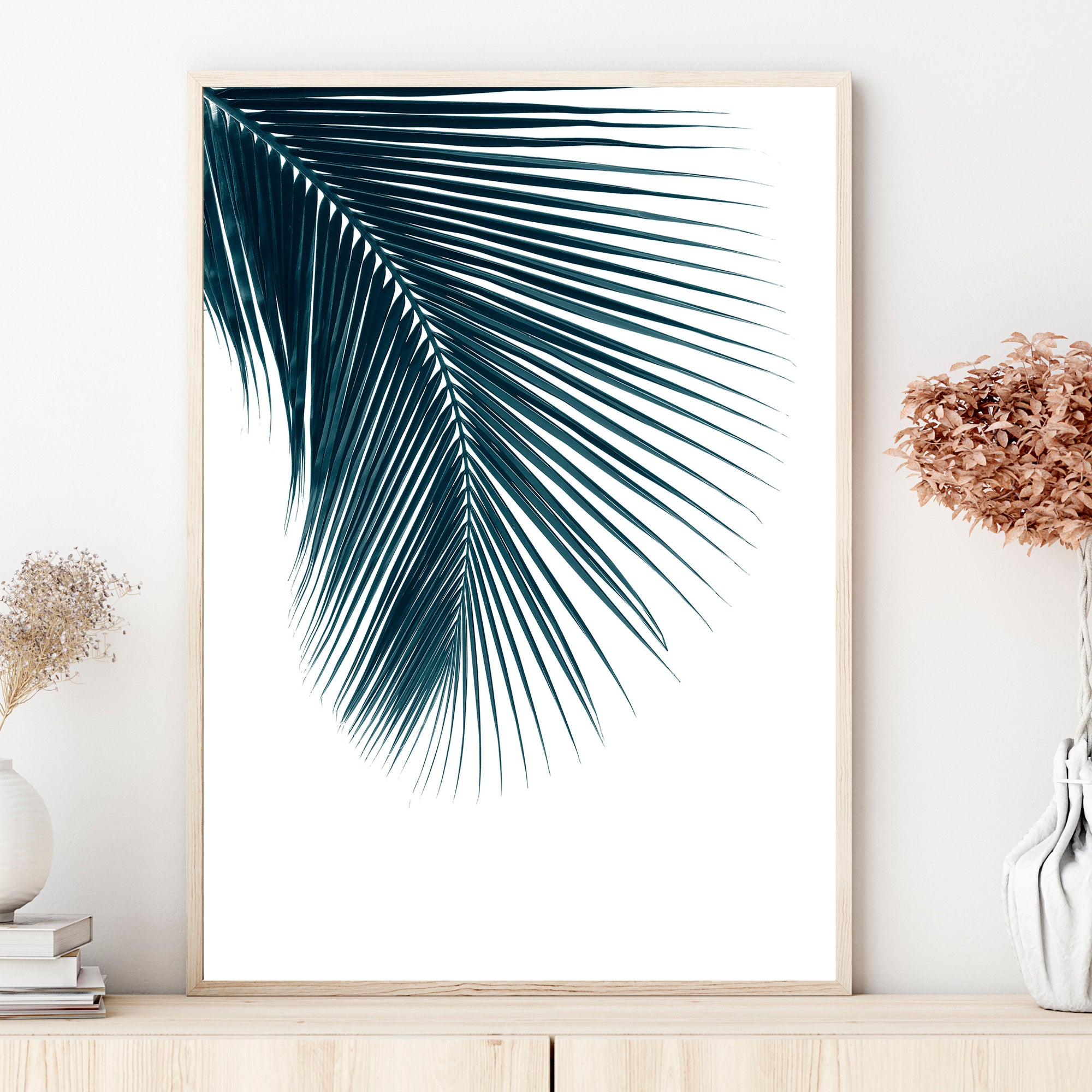 Palm Leaf Plakat ☘️