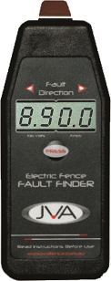 JVA Fence Tester - Directional Fault Finder