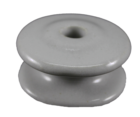 Porcelain Bobbin - Large - Fire Proof