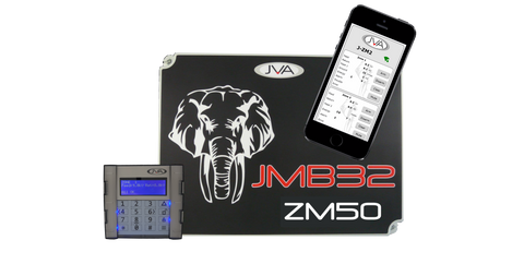 JVA JMB Energizer and Monitor - ZM50 ** PRICE ON REQUEST **