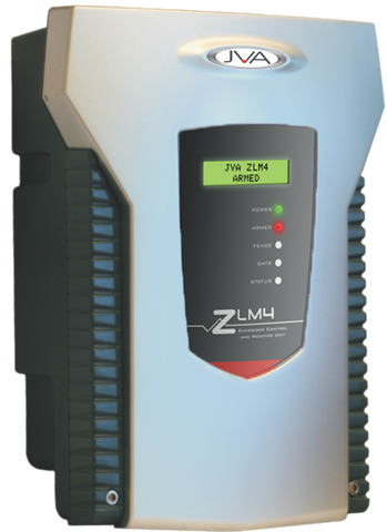 JVA ZLM4 - Low Voltage 4 Zone monitor