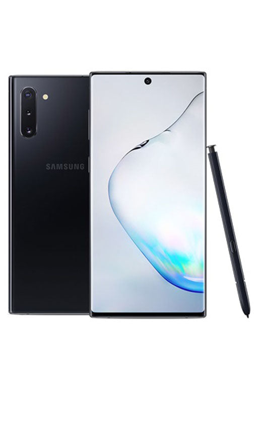 Samsung Galaxy Note 10 Svart 256 GB